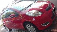 Jual Toyota Yaris 2010 E A/T Merah