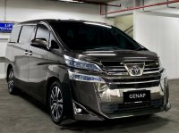 Jual Toyota Vellfire G ATPM 2018 facelift limited color