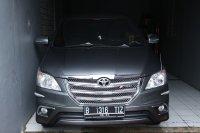 Jual Toyota Kijang Grand Innova G 2015 M/T Abu Abu
