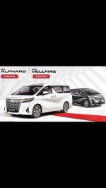 Jual Promo toyota termurah dan terbaik Jabodetabek toyota new Alphard 2020