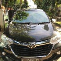 Toyota Avanza Hitam tipe G A/T tahun 2016 (IMG_20200530_171219_586.jpg)