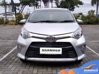 Jual NAG - Toyota Calya 1.2 G M/T Manual 2018 Silver
