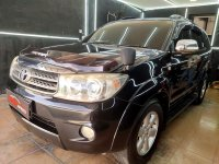 Jual Toyota Fortuner 2.5 G AT 2010 Hitam