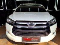 Jual Toyota Kijang Innova 2.4 G Diesel AT 2017 Putih
