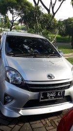 Jual 2015 Toyota Agya TRD S 998 G Hatchback