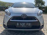 Jual Toyota Sienta Tipe G 1.5 Manual 2017 Silver