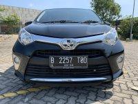 Jual Toyota Calya Tipe G Matic 1.2 2017 Hitam
