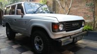 Jual Land Cruiser: Toyota FJ60 1980 Swap Diesel VX80 Normal 4x4