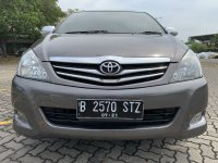 Jual Toyota Innova Tipe G 2.5 Diesel Matic 2011 Istimewa Siap Pakai