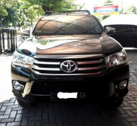 Jual Toyota Hilux Double cabin 4x4 VNT automatic V