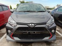 Jual Toyota: Ready Agya G Grey Mica Kuning Free Acecoris..Buktikan