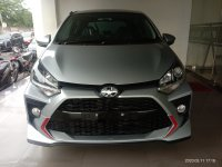Jual Toyota: Ready AGYA 1.2 G Manual Tranmision TRD Cash or Credit