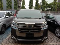 Jual Toyota: Ready VELLFIRE 2.5 G A/T ATPM Astra Cash / Credit