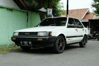 Jual Toyota Corolla GL 1987 Putih pkat H