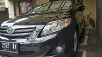 Toyota: jual corolla all new altis 2008 type V 1.8 matic