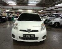 Jual Toyota yaris putih mulus