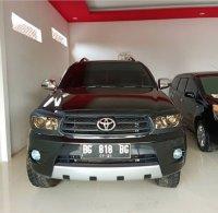 Bismillah, di jual: Toyota Fortuner G THN 2011 (IMG_20200624_160212.JPG)
