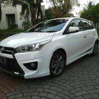 Di jual mobil Toyota Yaris TRD 2014