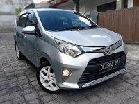 Jual Toyota Calya G Manual th 2018 asli Bali silver Velg R16