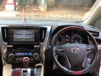 Jual Toyota Alphard Type G 2.5 2016 Putih Jakarta Selatan