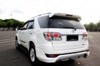 Toyota: FORTUNER G TRD DIESEL PUTIH 2012 (IMG_4396.JPG)