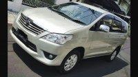 Jual Toyota Innova G Manual Bensin 2012 Terawat