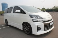 Jual Toyota: FLASH SALEEE S/D 5JULI 2020VELLFIRE GS AT PUTIH 2013