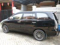 Dijual Toyota Innova Bensin Hitam Metalic type G A/T tahun 2006