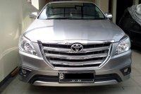 Jual Toyota Grand Innova G M/T 2015
