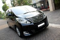 Jual Toyota: FLASH SALE!!! ALPHARD G PREMIUMSOUND HITAM 2012