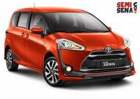 Jual Toyota: PROMO SIENTA UNTUK KELUARGA ANDA