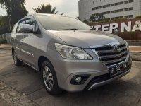 Jual Toyota: INNOVA G BENSIN AT SILVER 2015