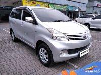 Jual NAG - Toyota Avanza 1.3 E MT Manual Silver 2014
