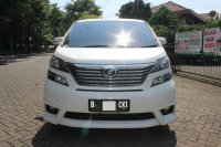 Jual Toyota: VELLFIRE Z AUDIO LESS AT PUTIH 2011