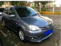 Jual Toyota Etios Valco 1.2G M/T 2013