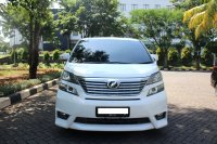 Jual Toyota: VELLFIRE Z AUDIOLESS AT PUTIH 2011