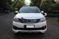 Jual TOYOTA FORTUNER G TRD AT PUTIH 2012