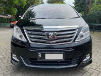 Jual Toyota: ALPHARD G PREMIUM SOUND AT HITAM 2012- PROMO FLASH SALE