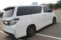 Toyota: Jual cepat VELLFIRE GS AT PUTIH 2013
