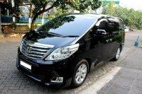 Toyota: JUAL CEPAT ALPHARD PREMIUMSOUND 2012