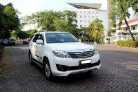 Jual Toyota Fortuner G DSL 2012 kondisi oke