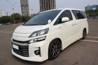 Jual Toyota: VELLFIRE GS AT PUTIH 2013