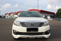 Jual Toyota: FORTUNER G TRD SILVER 2012