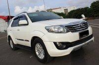 Toyota: FORTUNER G TRD SILVER 2012 (IMG_4401.JPG)