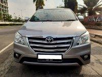 Jual Toyota Kijang: INNOVA G BENSIN AT SILVER 2015