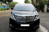Jual Toyota: ALPHARD G PREMIUMSOUND HITAM 2012