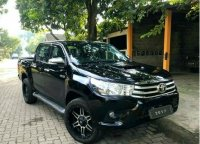 toyota hilux g 4x4 manual 2017