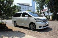 Jual Toyota Alphard: Velfire z audioless 2011 siap pakai