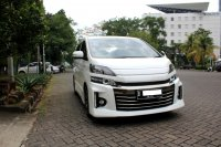 Jual Toyota Vellfire: flash sale velfire gs 2013 hanya 389jt langsung bawa pulang