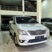 Jual Toyota kijang Innova  2013 Silver